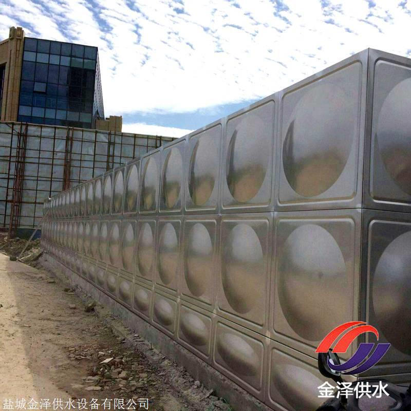 SUS304-2B食品级不锈钢水箱厂家