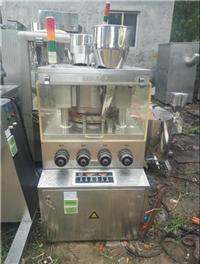 回收二手旋转式压片机9-35冲二手压片机 制药设备