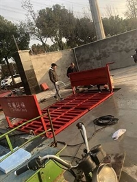 工程車輛洗車池揭陽批發零售