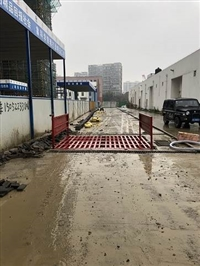 攪拌站車輛洗車臺珠海廠家直銷