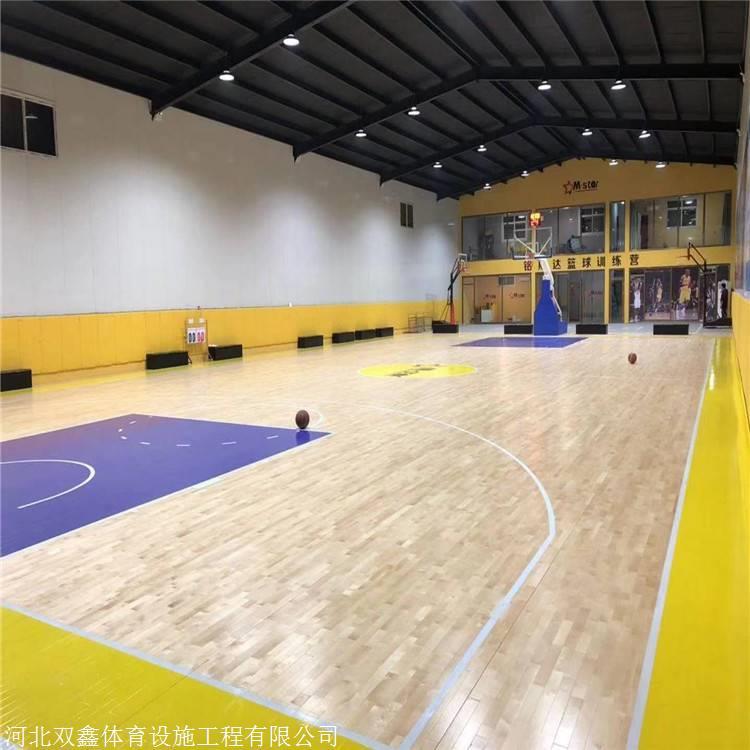 选择体育运动木地板 一定要认准双鑫木地板品牌