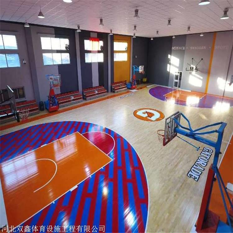 挑选篮球场体育运动木地板 一定不要挑花眼