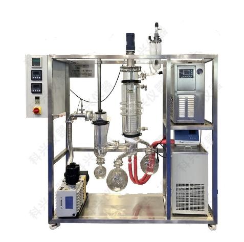 薄膜蒸发器刮膜器分子蒸馏设备