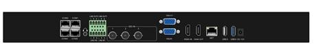 sdi会议录播一体机  SDI 3机位高清视频会议录播主机