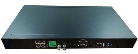 会议录播主机  派尼珂HD-SDI 2路高清会议录播主机