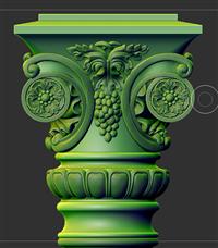 茶盤浮雕工藝品浮雕 旋轉立體人物雕刻 玉石雕刻大理石雕刻精雕軟