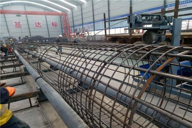 资讯:黑龙江数控钢筋滚笼焊机免费送货上门