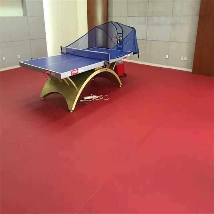 乒乓球塑胶地板厂家,乒乓球地板,olychi品牌