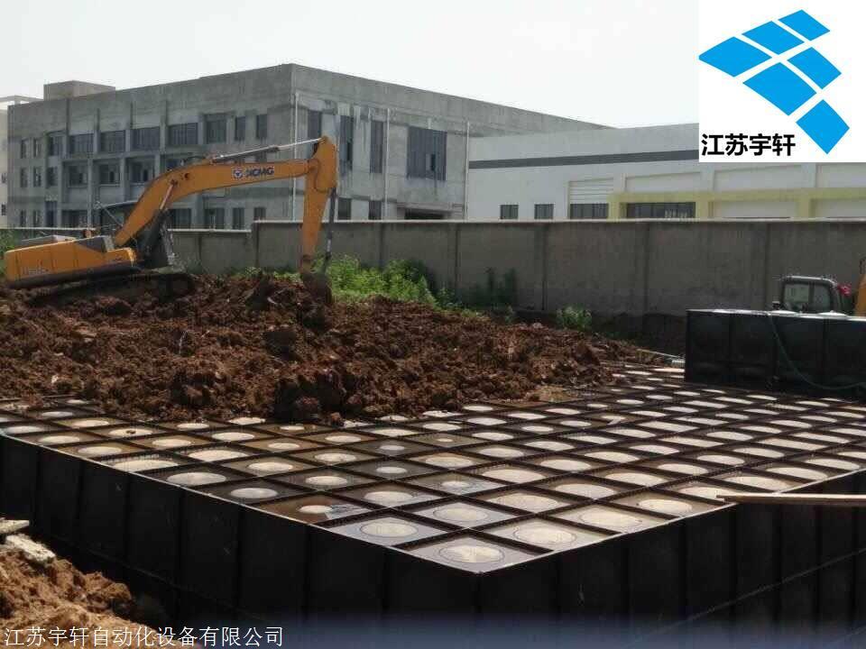 北京專業的消防箱泵一體化 抗浮地埋消防水池批發