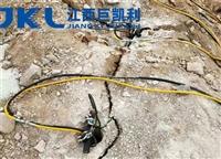 上海岩石劈力机静态爆破价格