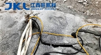 广西钦州岩石静爆机