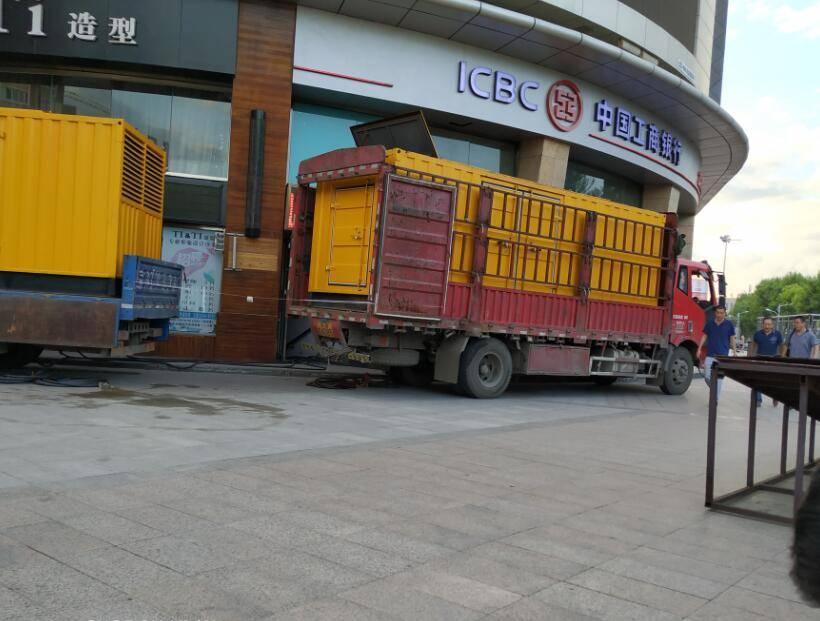 安国发电机出租正规本地租赁公司