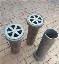 專業定制橋梁鑄鐵泄水管 橫排直排泄水管 圖紙標準尺寸