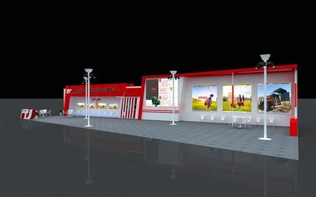 上海会展公司提供展览策划、展位设计、制作、搭建一条龙服务