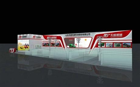 上海会展公司专业承接上海展台设计与搭建业务