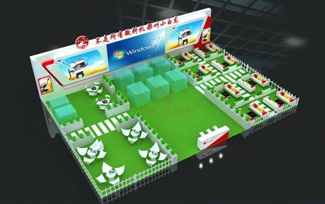 上海展台设计搭建哪家有实力