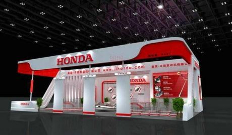 上海展览工厂专业承接上海展台设计搭建
