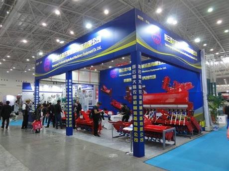 上海市展台设计 展览搭建 选上海展览工厂
