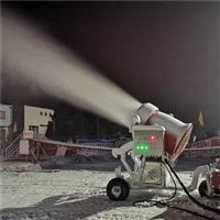 冬季景区滑雪场雪雕制雪机 二手自动小型高温人工造雪机