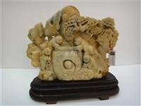 寿山石雕件在什么地方收购快