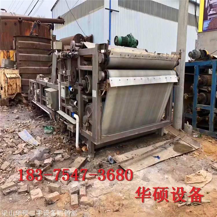 带式压滤机的工作原理 山东大量出售