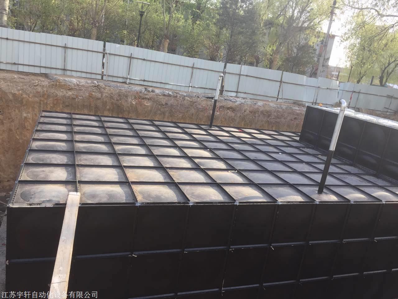 湘潭地埋式消防泵站价格