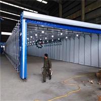 光氧催化废气处理设备 干式喷漆柜 喷淋塔 喷漆房废气处理整套设