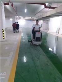 來賓多功能洗地機突破傳統保潔模式