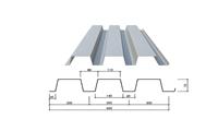 厦门钢楼承板厂家   镀锌承重板生产厂家