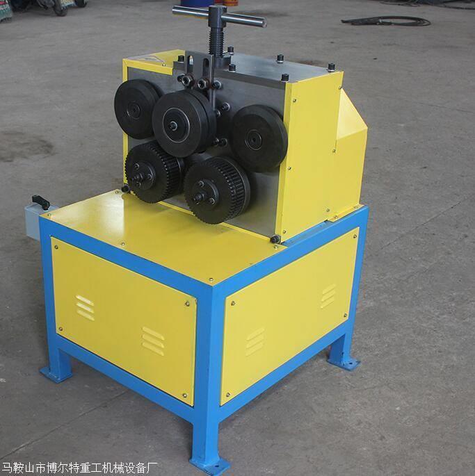 滁州100型液压卧式卷圆机