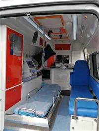 嘉兴市长途救护车出租价格多少