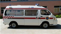 舟山市120救护车可以拉遗体吗