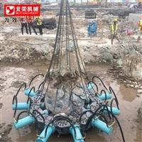 旋挖樁破樁機 灌注樁破樁頭 高架橋破除樁頭設備 截樁機