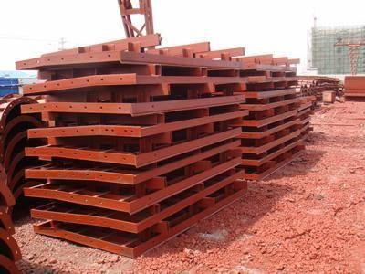 昆明钢模板多少钱一吨  昆明钢模板价格查询