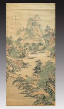 武汉山水书画鉴定公司