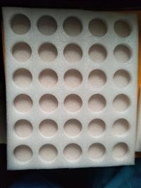 七臺河市珍珠棉多少錢一個 異性盒地板膜廠家批發