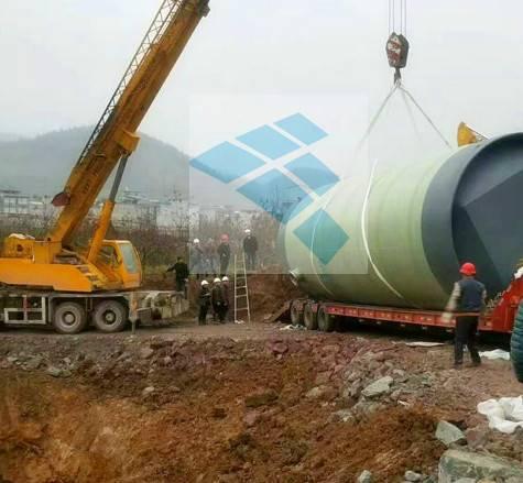南昌一体化泵站生产厂家