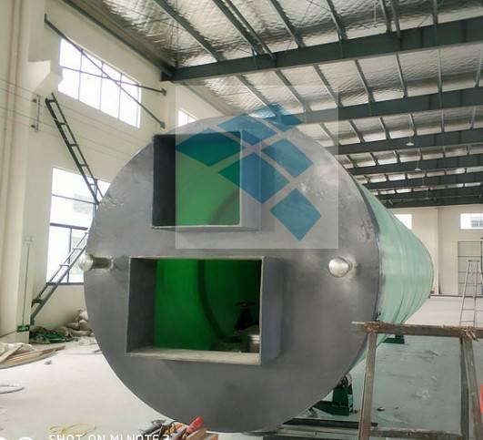 景德镇一体化雨水泵站生产厂家