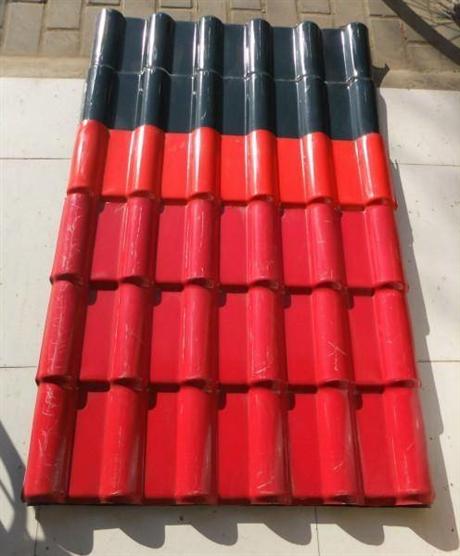 迪庆树脂瓦现货,云南树脂瓦生产厂家,昆明树脂瓦厂