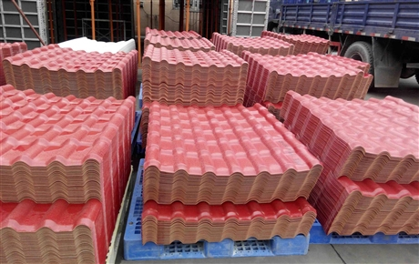 德宏树脂瓦拿货,云南树脂瓦价格表,昆明树脂瓦厂