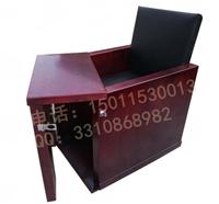 围栏式软包询问椅审讯椅