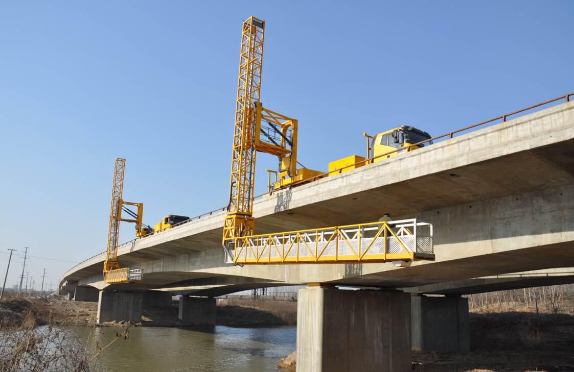 道路桥梁质量检测鉴定意义