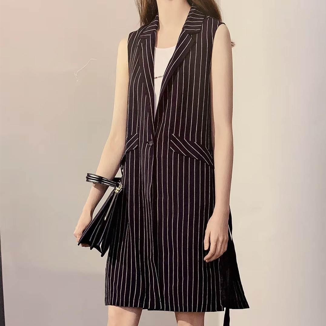 尤西子YOUXIZI19夏时尚舒适个性欧式 风格简约大方品牌女装批发