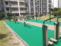 滁州市塑胶地坪路面材料