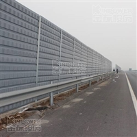 山东临沂蒙山高架隔声屏障方案设计