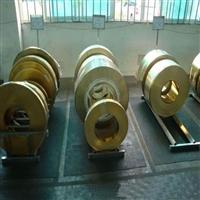 进口黄铜带厚度规格 c2400全硬黄铜带