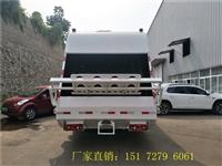 黄山市5吨压缩车侧装上哪买,12方压缩垃圾车在哪里买