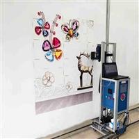 深圳HZ-S3全自动3d墙面彩绘机
