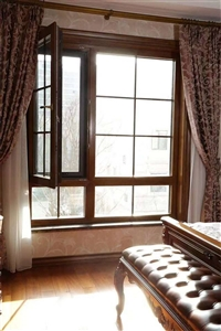 高端铝包木门窗供应