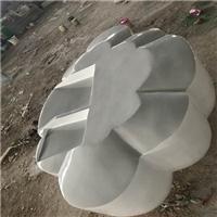 仿真云朵造型雕塑、佛山玻璃钢造型雕塑定制、玻璃钢祥云雕塑